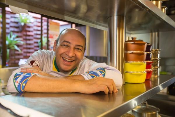 Chef Cesar Santos - Crédito: Divulgação/Daniel Siqueira