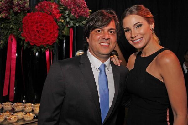 Bruno Rego e Manuela Furtado - Crédito: Roberto Ramos/DP