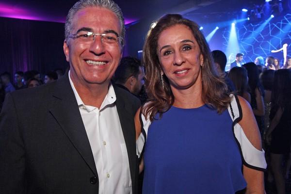 Ivo e Patricia Gomes - Crédito: Roberto Ramos/DP