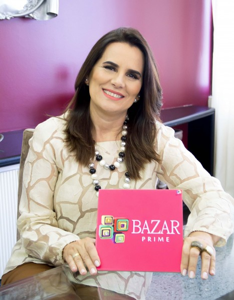 Silvia Furtado - Crédito: Luanna Valentim/Divulgação