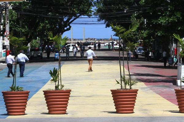 Avenida Rio Branco - Crédito: Julio Jacobina/DP