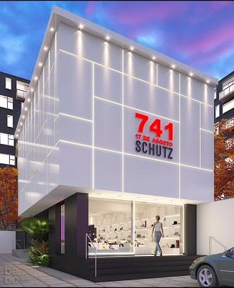 1f4252ee5 Loja conceito da Schutz inaugura próxima semana, em Casa Forte ...