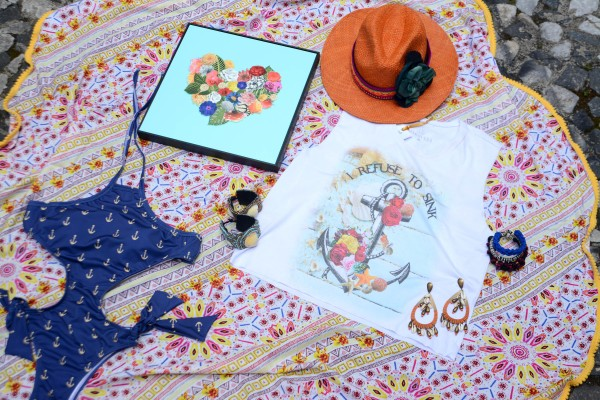 Alguns dos itens presentes no evento - Crédito: Paula Maestrali /Divulgação