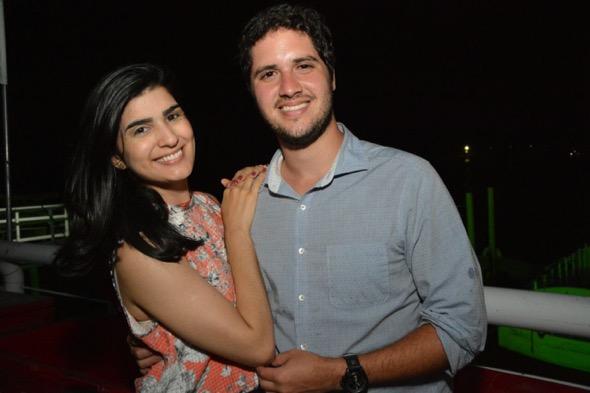 Day Machado, Ricardo Omena. Crédito: Hivor Danierbe / Divulgação