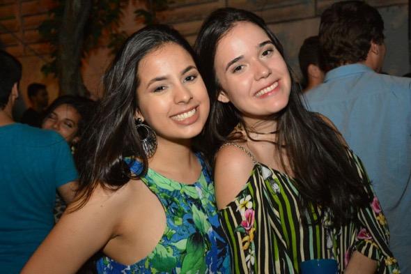 Marina Tenório e Victoria Albuquerque. Crédito: Hivor Danierbe / Divulgação
