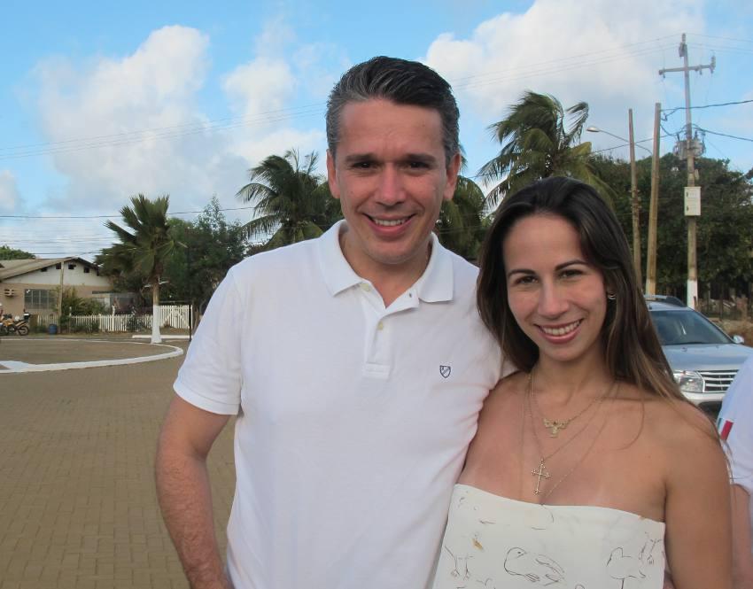 Felipe e Fabiana Carreras