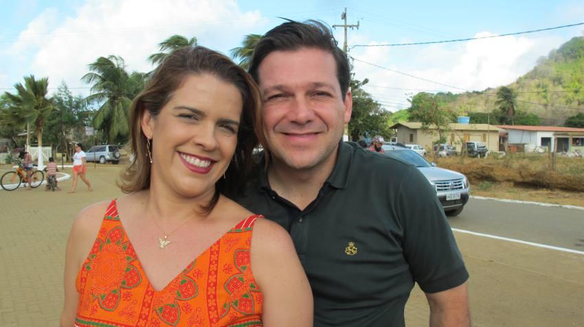 Cristina e Geraldo Julio
