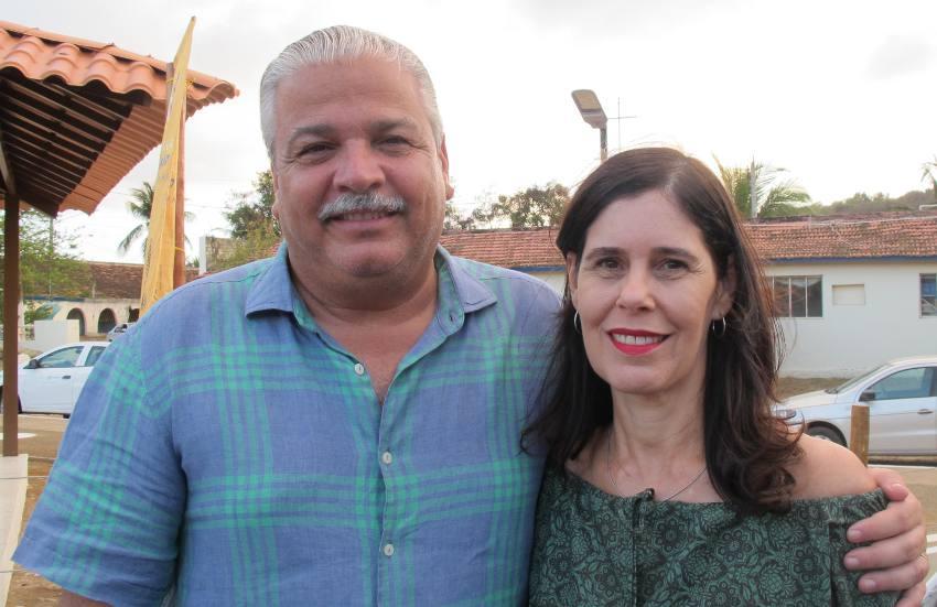Antônio e Adriana Figueira