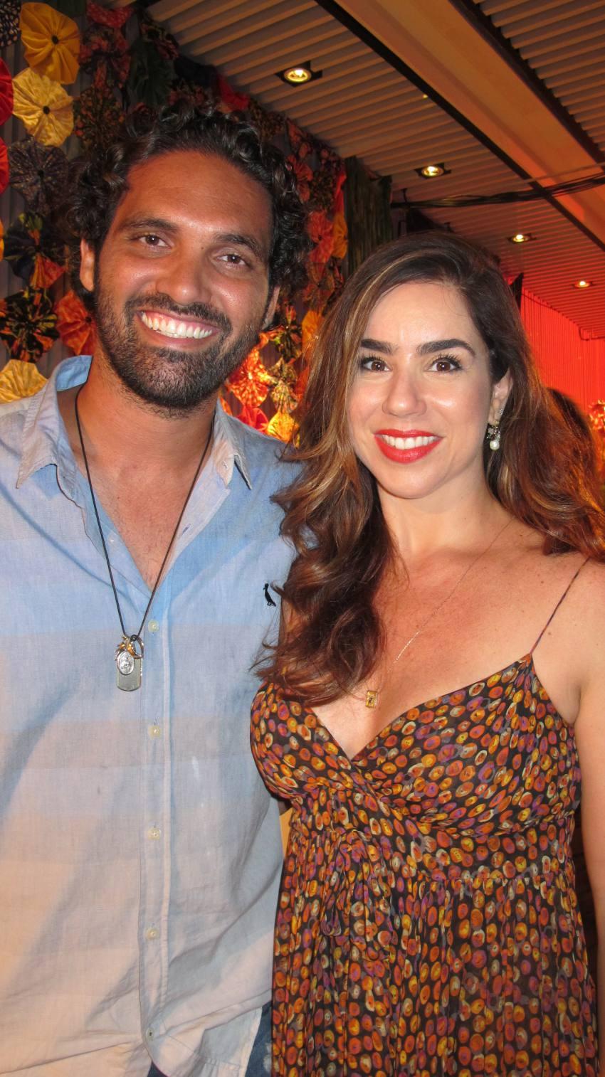 Tuca e Paula Sultanum
