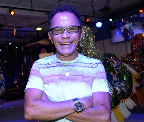 Jota Michiles é o homenageado da noite - Crédito: José Marcos/Divulgação