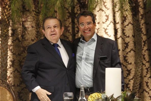 João Alberto e Alexandre Rands. Crédito: Ricardo Fernandes / DP