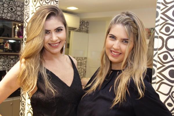 Camila e Natália da Fonte - Crédito: Divulgação/Brow Bar