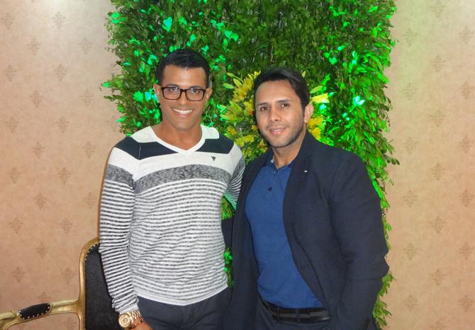 Eliel Alves e Berg Goodman casam-se em janeiro na Coudelaria Souza Leão - Crédito: Fernando Machado/Divulgação