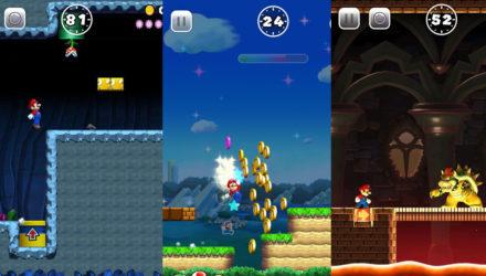 Super Mario Run será lançado quarta-feira - Crédito: Nintendo/Divulgação