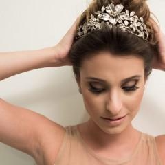Tendências em penteados e makes para as noivas em 2017