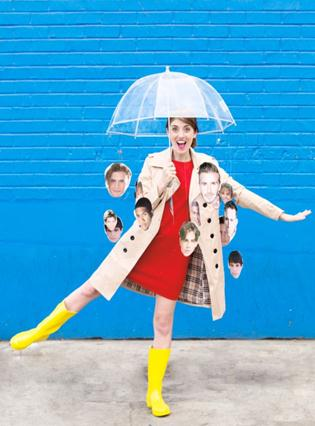 It's Raining Men - Crédito: Reprodução/Pinterest
