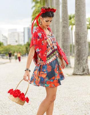 Frida Kahlo - Crédito: Cantão/Divulgação
