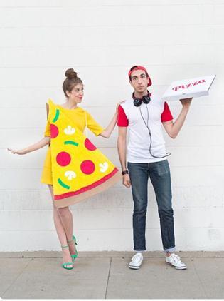 Entregador de pizza - Crédito: Reprodução/Pinterest
