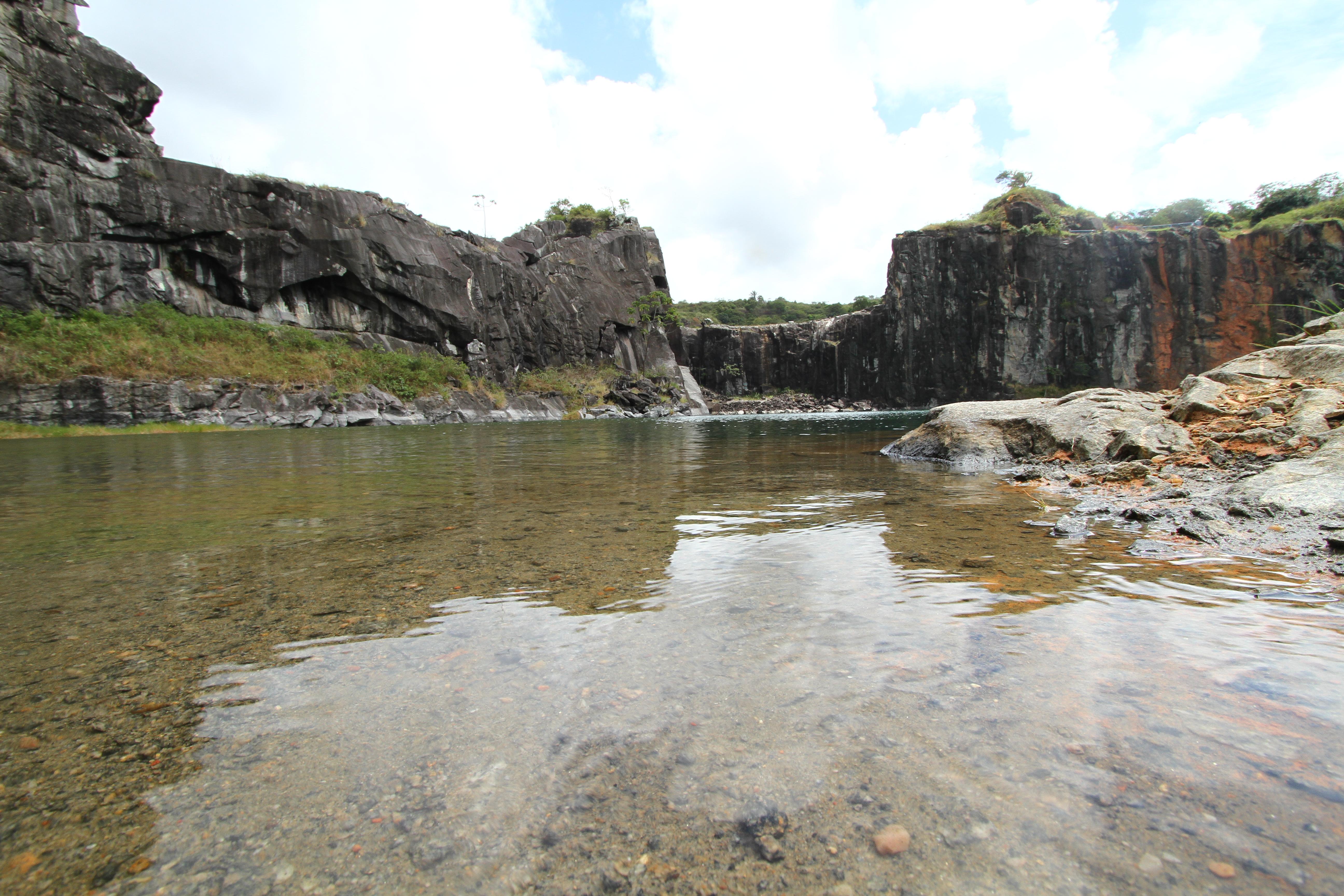 A lagoa Azul de Jaboatao dos Guararapes - Crédito: Peu Ricardo/Esp.DP