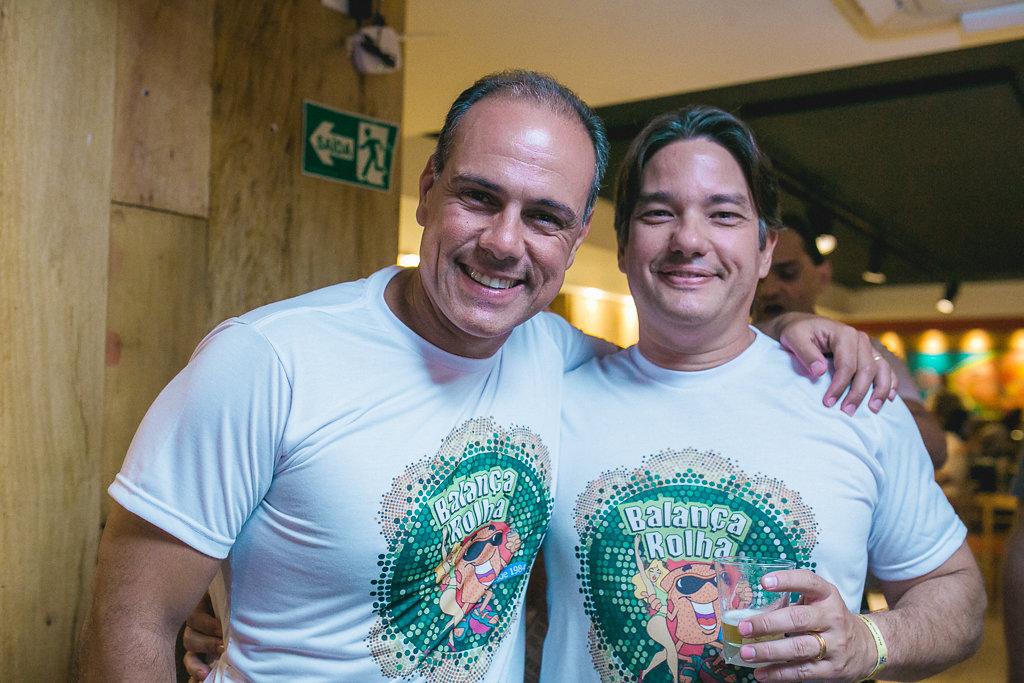Jose Folhadela, Silvio Cahu - Crédito: Gabi Vittória/Divulgação