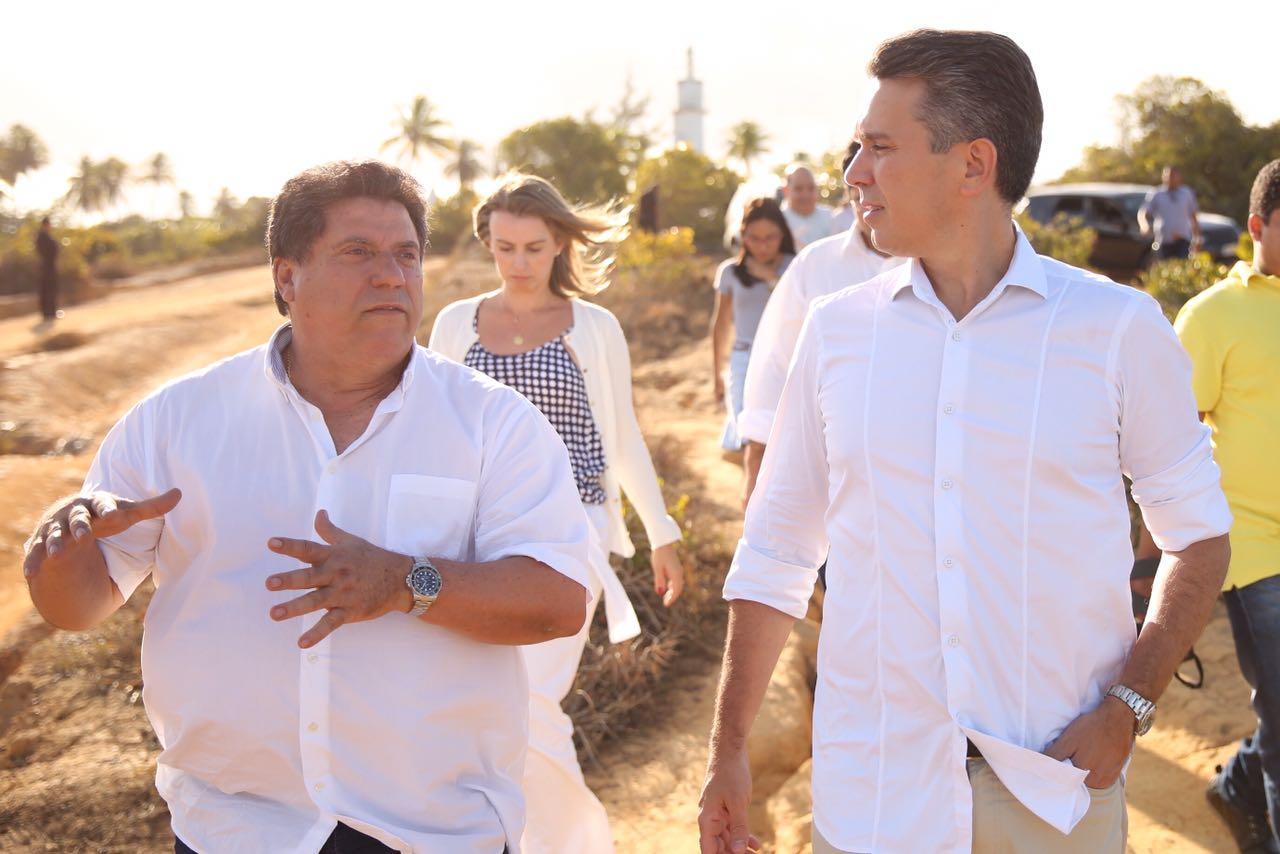 Lula Cabral e Felipe Carreras - Crédito: Hesíodo Góes/Divulgação
