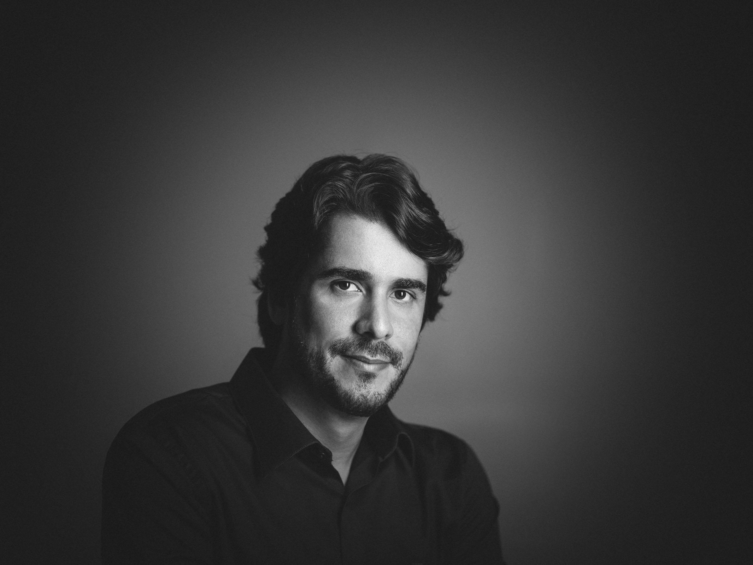 Felipe Haeckel é autor do livro - Crédito: Divulgação
