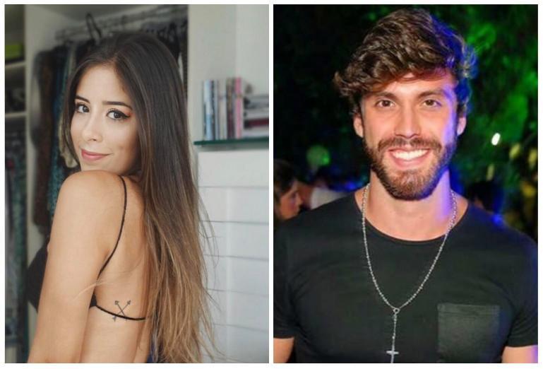Bruna Hazin e Eric Numeriano vão receber homenagem em noite no UK Pub - Créditos: Reprodução do Instagram