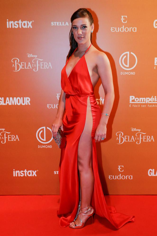 Adriana Birolli - Crédito: Glamour/Divulgação