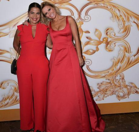 Daniela Falcão e Mônica Salgado