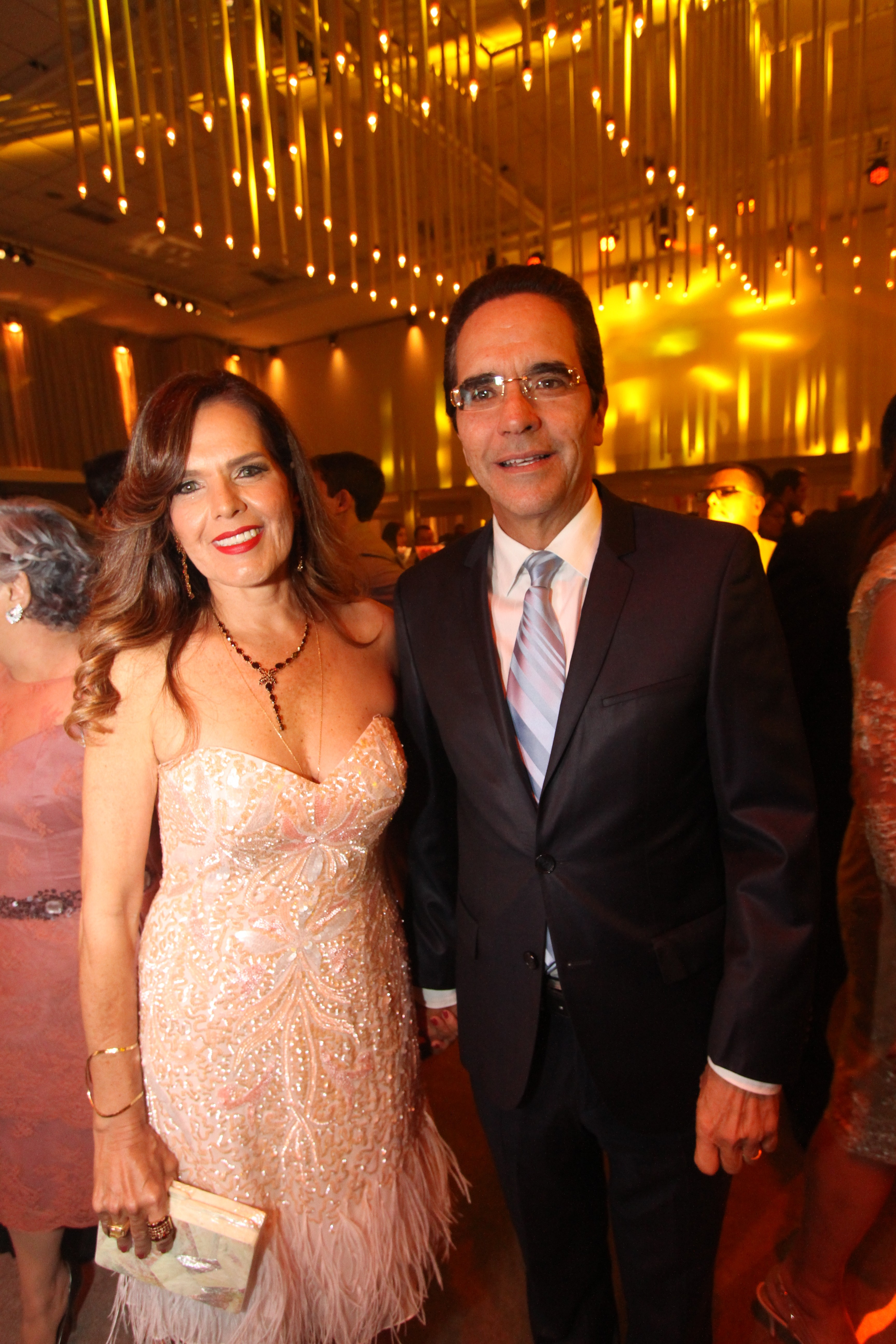 Patricia e Mauricio Rands. - Credito: Nando Chiappetta/DP