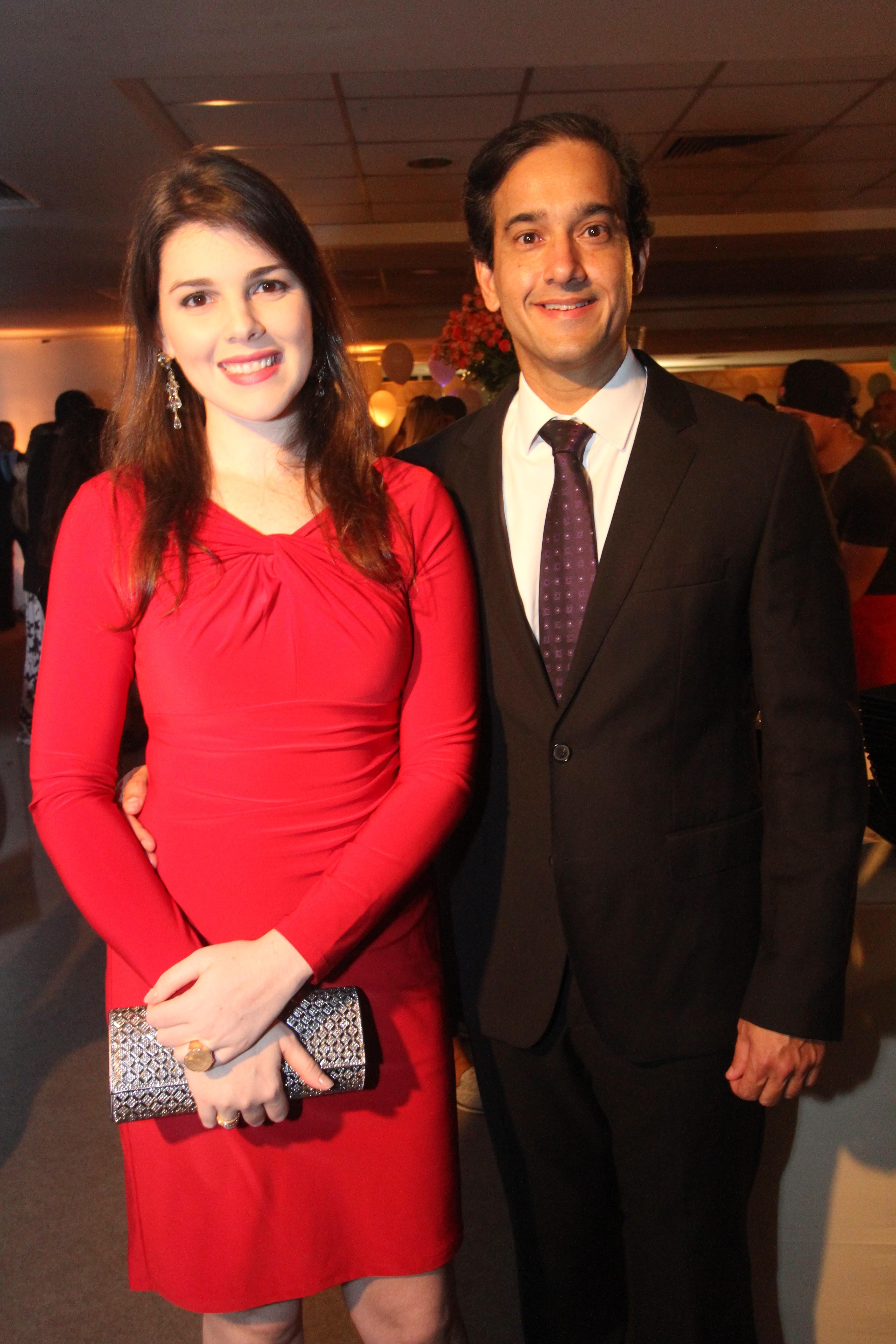 Lorena Guedes e Ronnie Duarte - Credito: Nando Chiappetta/DP
