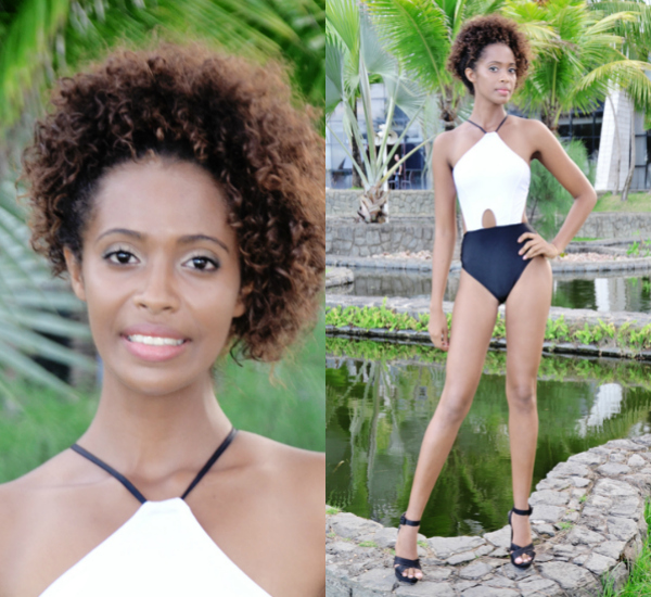 Keron Linn - Crédito: Divulgação/Miss Recife