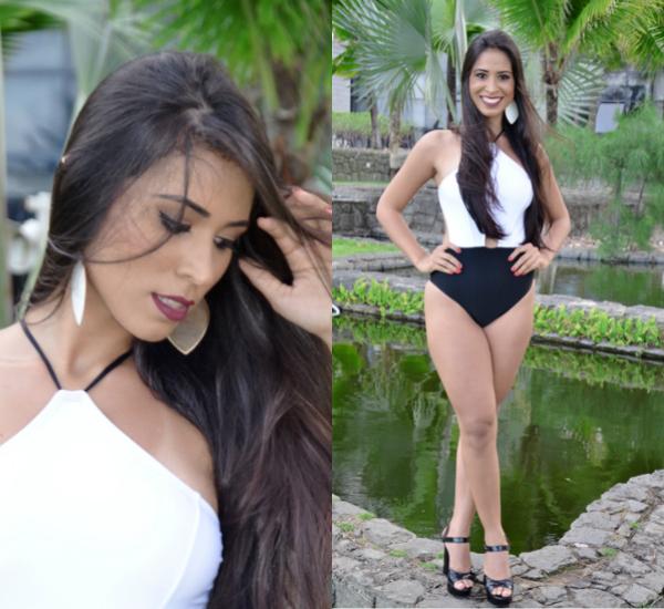 Karoline Maciel - Crédito: Divulgação/Miss Recife