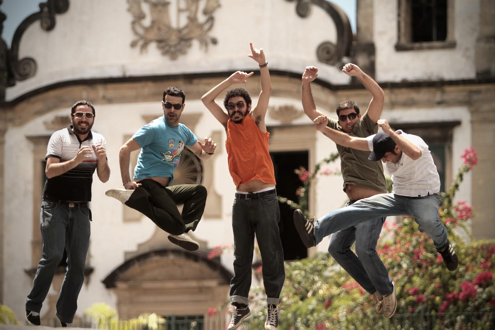 Banda Eddie - Crédito: Beto Figueroa/Divulgação