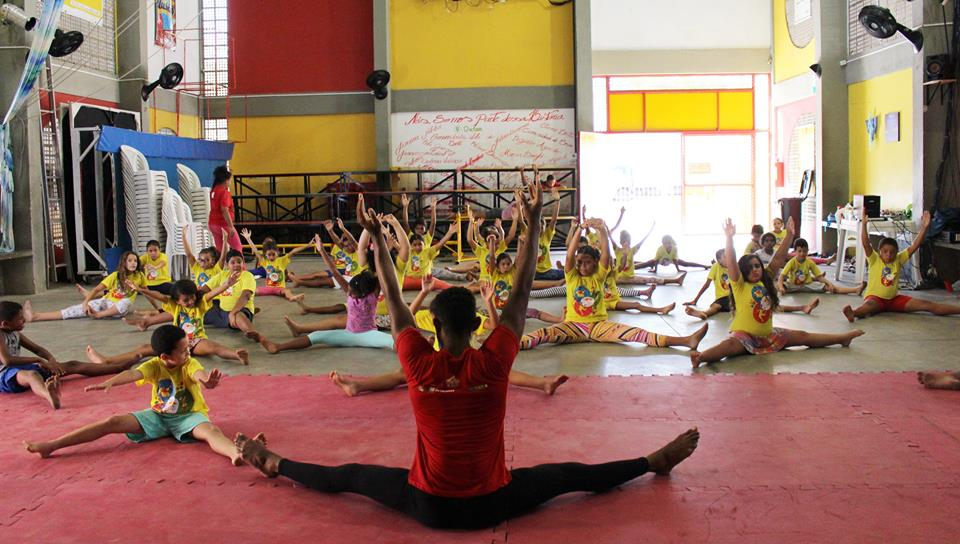 Crédito: Divulgação/ Escola Pernambucana de Circo