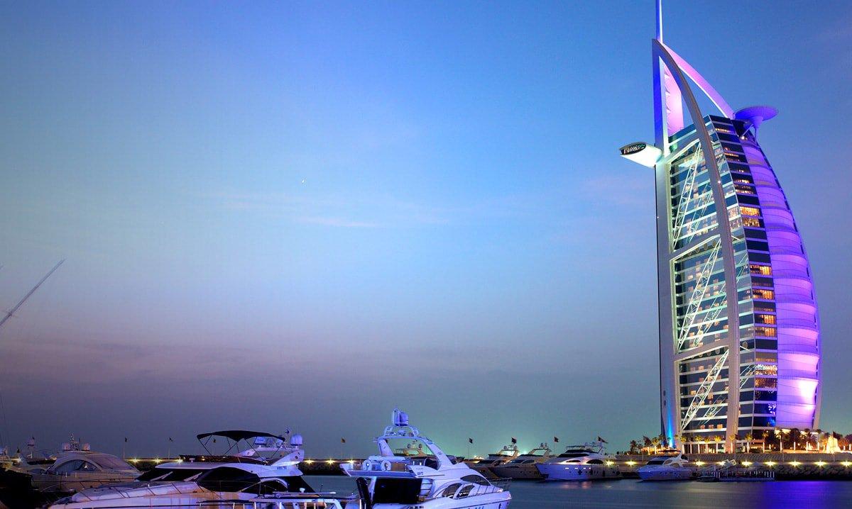 Dubai - Crédito: Reprodução/Twitter