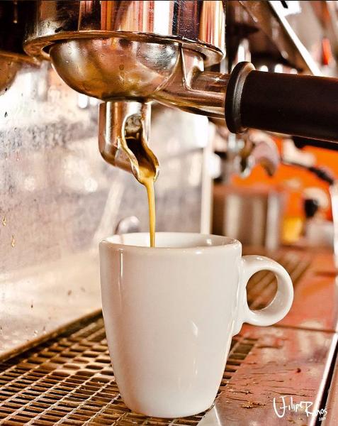 Malakoff Café - Crédito: Filipe Ramos/Reprodução/Instagram