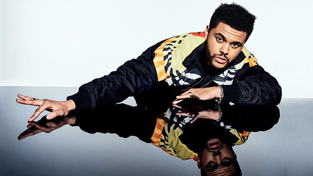 The Weeknd - Crédito: Reprodução/Twitter