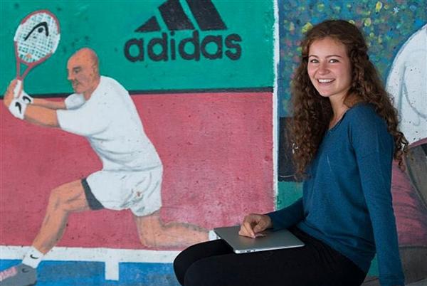 Alexandra Andresen é a multimilionária mais jovem do mundo. A jovem de 20 anos, natural de Oslo, tem uma fortuna avaliada em 1,2 milhões - Crédito: Reprodução do Instagram