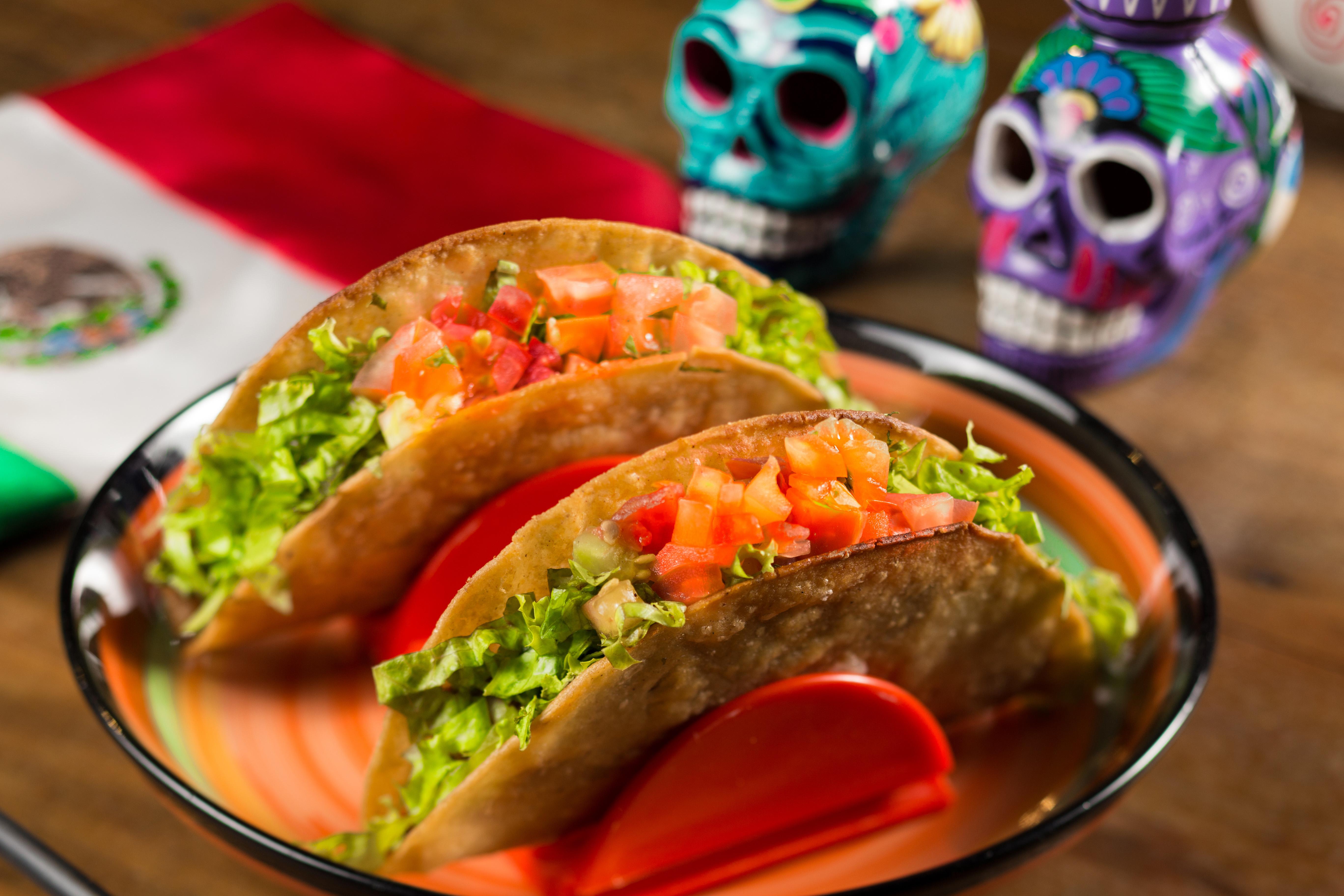 Tacos veganos - Crédito: Andre Nery/Divulgação
