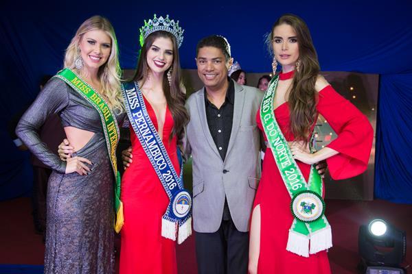 Manoela Alves, Talita Martins, Miguel Braga e Danielle Marion - Crédito: Divulgação