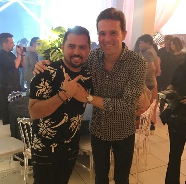 Xand e Augusto Acioli - Crédito: Reprodução/Instagram