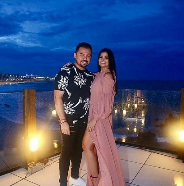 Xand e Isabele Temoteo - Crédito: Reprodução/Instagram