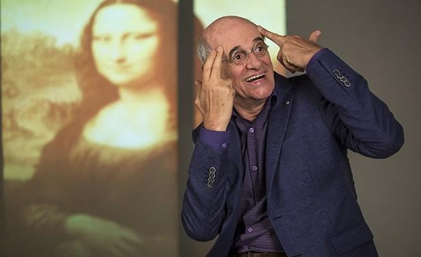 Marcos Caruso retorna aos palcos como ator – em seu primeiro monólogo em mais de 40 anos de carreira - Crédito: Divulgação do espetáculo