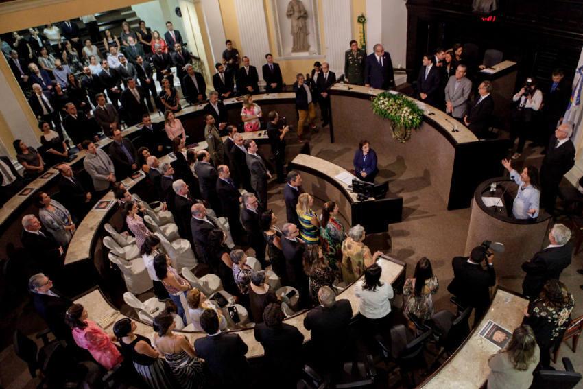 Assembleia Legislativa/Divuilgação