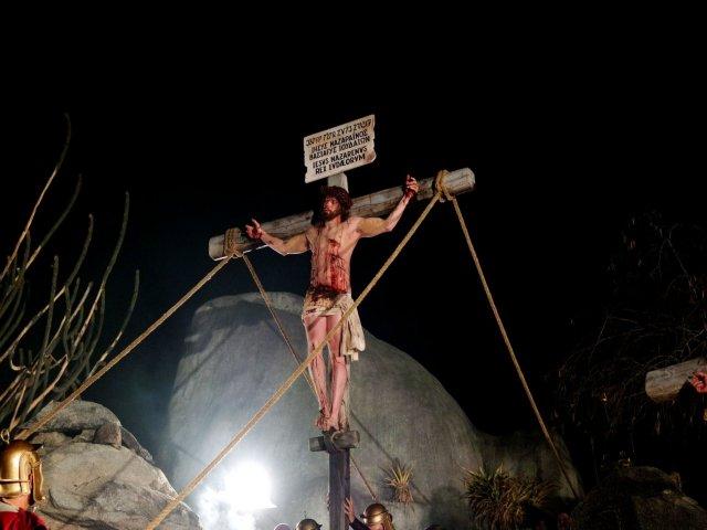 Paixão de Cristo de Nova Jerusalém - Crédito: Reprodução/novajerusalem.com.br