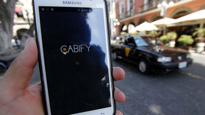 Cabify - Crédito: Divulgação/Cabify