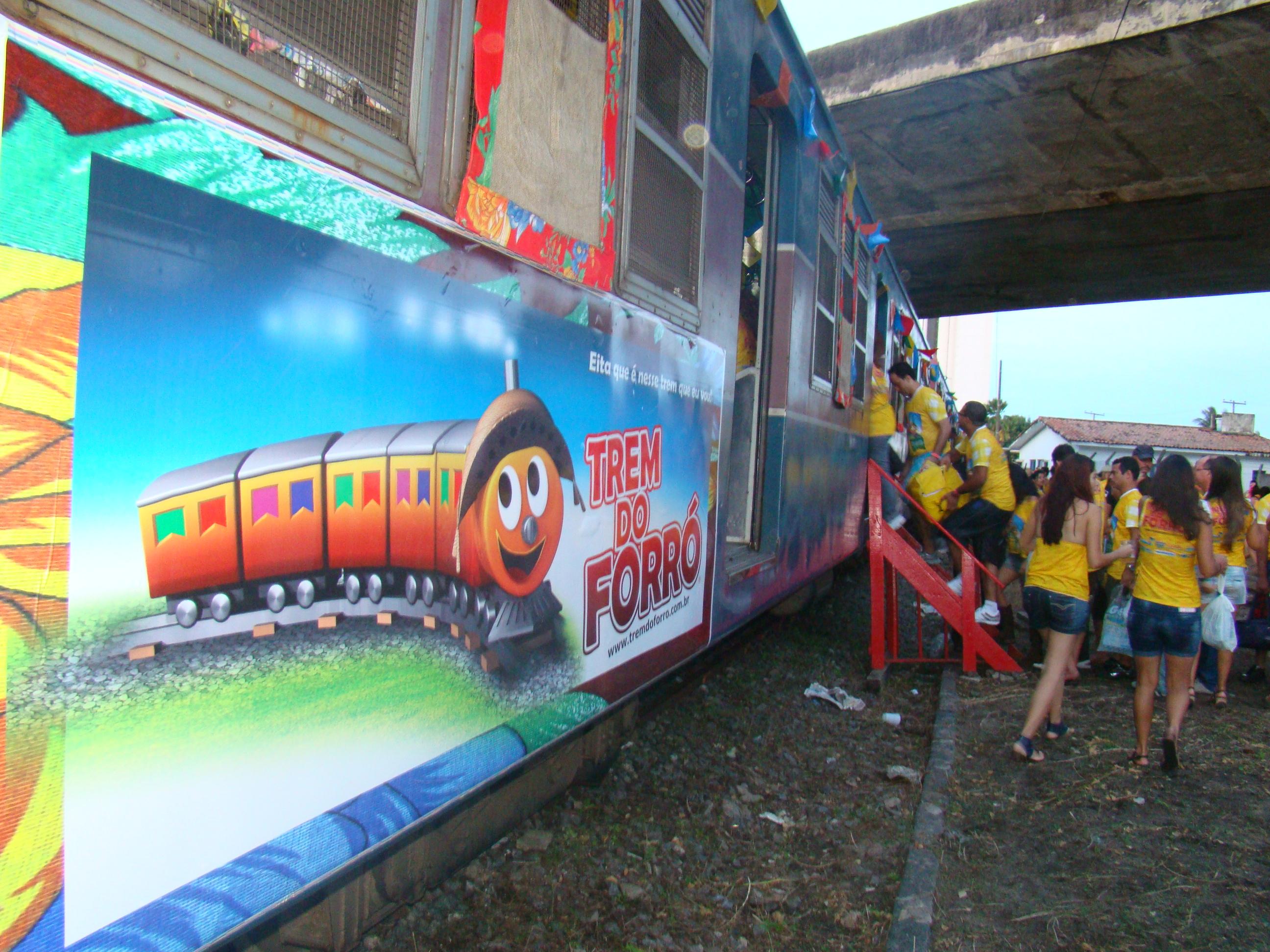 Trem do Forró 2011 - Crédito: Carolina Santos/DP/D.A Press