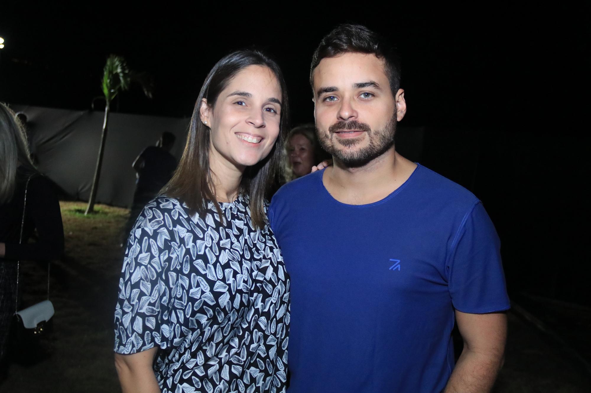 Mari Rêgo e Yuri Fernandes - Crédito: Luiz Fabiano/Divulgação