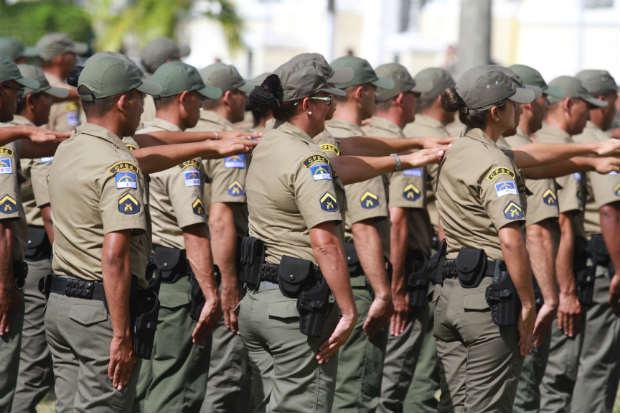 Polícia Militar - Crédito: Julio Jacobina/DP